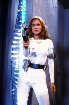 Erin Gray in Buck Rogers