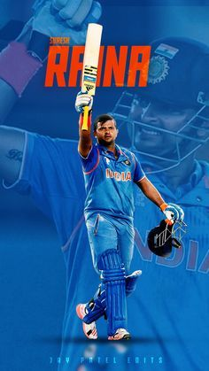 Suresh Raina In 2020 Cricket Wallpapers Cricket Poster Dhoni Wallpapers