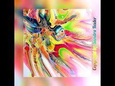 Pouring💖Dutch Pour💖Bloom technique my way🥳 Flow Painting, Acrylic Painting Lessons, Acrylic Painting Tutorials, Pour Painting, Painting Techniques, Diy Painting, Acrylic Pouring Art, Acrylic Art, Pigment Coloring