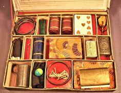 Ernest Sewell Large Magic Set-No.3 Size-ca 1930s-Complete &…