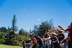 Top 6 Hightail Moments of 2013: Hightail Summer BBQ water balloon toss