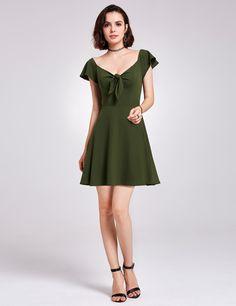 5025f3733cb Alisa Pan Short Sleeve Casual Knit Dress