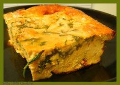 Crustless Sweet Potato Quiche Recipe | Paleo inspired, real food