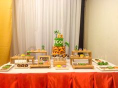 Safari Dessert Table.
