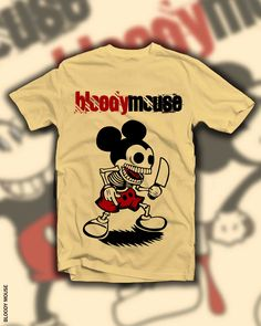 Bloody Mouse