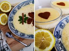 Portuguese Food: Arroz Doce- for treats or carb days make this w/ raw honey and coconut milk, butter, etc.