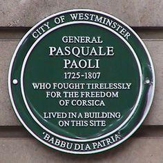 Paoli in London