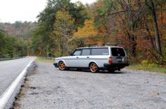 Volvo 240 Turbo Project - Station Wagon Forums