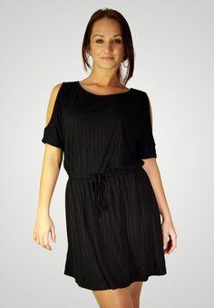 ICHI černé šaty
