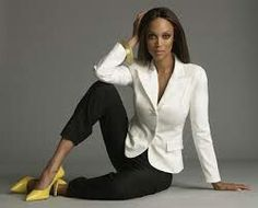 Beautifully in charge....Tyra Beauty