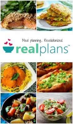 These Real Food and Paleo Meal Plans have saved me SO much time and money! The BEST meal planner for Traditional Foods, Vegetarian, Paleo and Primal. Includes gluten free and dairy free options.