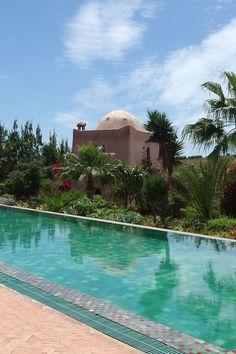 Le Jardin des Douars, Essaouira, Morocco - @iescape