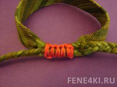 Finishing a friendship bracelet. Friendship Bracelets. Bracelet Patterns. How to make bracelets