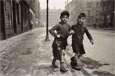 Bert Hardy       Gorbals Boys, Glasgow, Scotland     1948