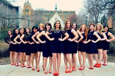 Marquette University's all-female a cappella group! Twitter - @MUMeladies, Facebook - The Meladies