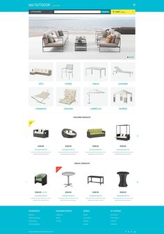 Furniture Responsive OpenCart Template http://www.templatemonster.com/opencart-templates/54948.html?utm_source=pinterest&utm_medium=timeline&utm_campaign=54948opc