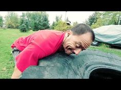 Michelin tire flip. 400 pounds - YouTube Michelin Tires, Flipping, Squats, Crossfit, Fitness, Youtube, Squat, Youtubers, Youtube Movies