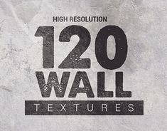 """Check out new work on my @Behance portfolio: """"120 Wall Textures"""" http://be.net/gallery/65562033/120-Wall-Textures"""