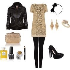 love! my perfect new years outfit