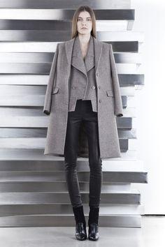 Neil Barrett - AW12 Womenswear Pre-Collection - Look #15