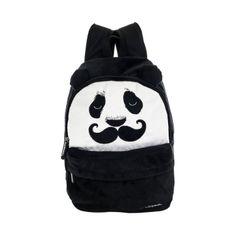 David and Goliath Plush Panda Backpack €35