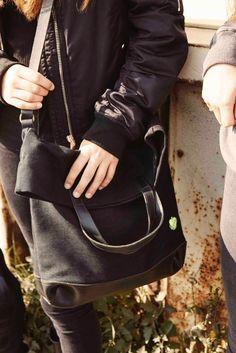 Ankerherz Tasche