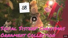 The Social Sisters share their Christmas Ornament Collection! https://youtu.be/pOqxCGSZMAA This week's contest is a $25 Bed, Bath & Beyond GC! Winner announced 1/2! Good Luck! To win this prize: Follow and like us on all of our social media platforms (click through from website)!  Like this post for entry and let your friends know, so they don't miss out.  For contest rules, see website: https://socialbutterflymagazine.com/