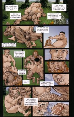 Gay Porn Comics