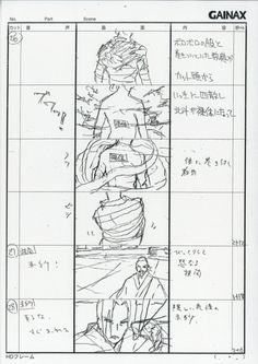 Anime Storyboard | 71 Best Anime Storyboard Images On Pinterest Storyboard Animation