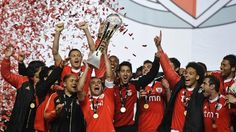 SL Benfica - Champion of Portuguese League Cup 2012