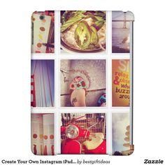 Create Your Own Instagram iPad Air Case