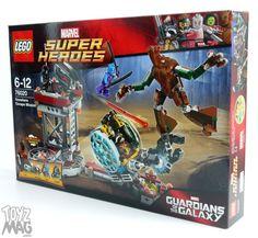 ToyzMag.com » Guardians of the Galaxy – LEGO Set 76020 – La mission d'évasion
