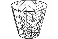 Muovo for SOK, the Onni collection: the wire basket www.