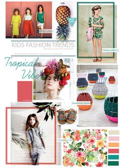 Spring-summer 17 trends by Little's fashion therapy.