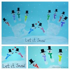 Are you looking to make some super cute Christmas Cards with your little ones? We have it sorted for you with these Snowmen Hand Print Cards! Cute Christmas Cards, Homemade Christmas Cards, Xmas Cards, Handmade Christmas, Christmas Crafts, Snow Crafts, Christian Cards, Winter Art, Winter Holidays