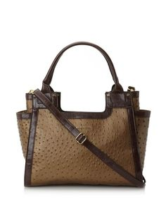 55% OFF London Fog Women's Smith Tote Bag (Bronze)