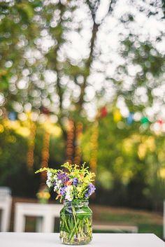 Ιδεες διακοσμησης για καλοκαιρινο γαμο με πολλα χρωματα - Love4Weddings Bloom