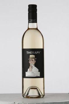White Blend #7: Therapy Vineyards 2011 Freudian Sip  #taninotanino #vinosmaximum