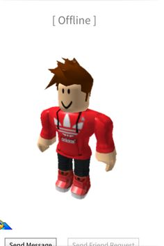It is my roblox character jj9978