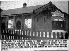 haydock history photos - Google Search Front Entrances, History Photos, Gazebo, Past, Shed, Old Things, Outdoor Structures, Image, Times