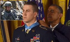Hero who held off 200 Taliban fighters awarded Medal of Honor