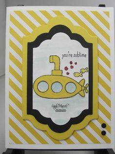 You're Sublime,Lots of Labels Framelits, hand made cards by Stampin' Up!,