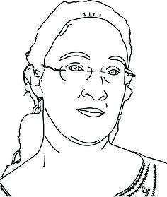 Bekijk de portret animatie van Pearl de Bart. Pearl doet mee met de Kunst Kalender 2014.