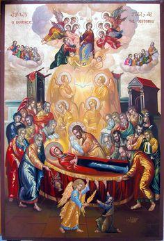 The Dormition of the Theotokos
