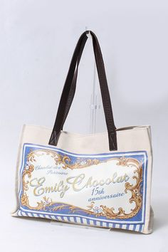 Emily Temple cute: 15th Anniversaire Chocolat tote bag