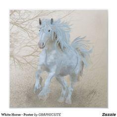 White Horse - Poster