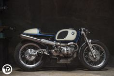 Tank Moto Kickass Cafe Racer ~ Return of the Cafe Racers