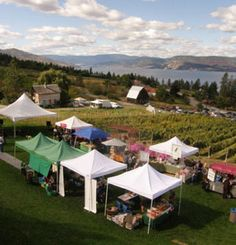 The annual Organic Okanagan Festival - A great event to attend this Eating Organic, Past, Archive, Events, Outdoor Decor, Past Tense