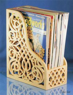 إستاند مكتب لحفظ المجلات من الأركت   اصنع دوت نت  لهواة فن الأركت إصنع بنفسك إستاند خشبى رائع لحفظ المجلات يمكنك وضعه على المكتب كقطعة ديكور مميزة .