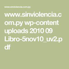 www.sinviolencia.com.py wp-content uploads 2010 09 Libro-5nov10_uv2.pdf